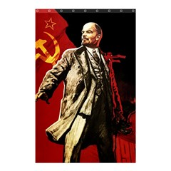 Lenin  Shower Curtain 48  X 72  (small)