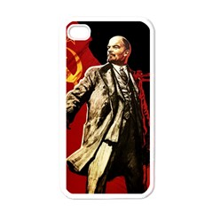 Lenin  Apple Iphone 4 Case (white)