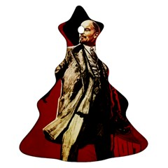 Lenin  Christmas Tree Ornament (two Sides)