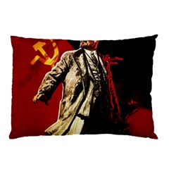 Lenin  Pillow Case (two Sides)