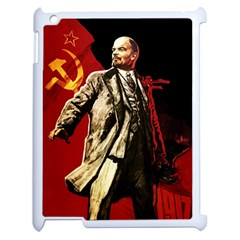 Lenin  Apple Ipad 2 Case (white)