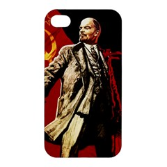 Lenin  Apple Iphone 4/4s Hardshell Case