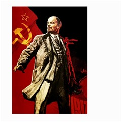Lenin  Large Garden Flag (two Sides)