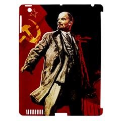 Lenin  Apple Ipad 3/4 Hardshell Case (compatible With Smart Cover)