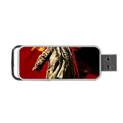 Lenin  Portable Usb Flash (two Sides)
