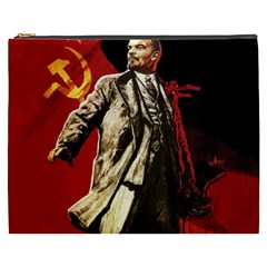 Lenin  Cosmetic Bag (xxxl)