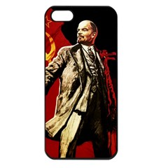 Lenin  Apple Iphone 5 Seamless Case (black)