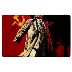 Lenin  Apple Ipad 2 Flip Case