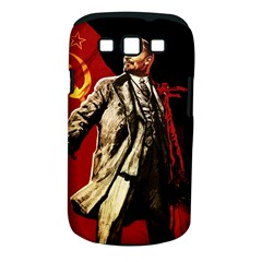 Lenin  Samsung Galaxy S Iii Classic Hardshell Case (pc+silicone)