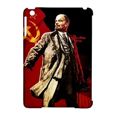 Lenin  Apple Ipad Mini Hardshell Case (compatible With Smart Cover)