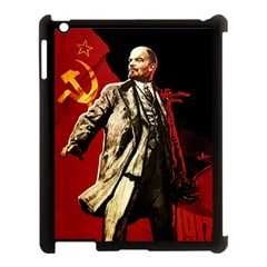 Lenin  Apple Ipad 3/4 Case (black)