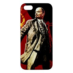 Lenin  Apple Iphone 5 Premium Hardshell Case