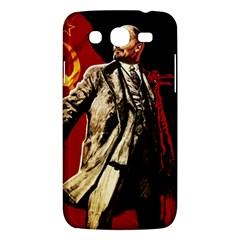 Lenin  Samsung Galaxy Mega 5 8 I9152 Hardshell Case