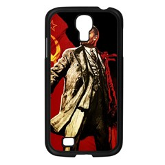 Lenin  Samsung Galaxy S4 I9500/ I9505 Case (black)