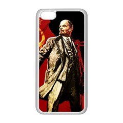 Lenin  Apple Iphone 5c Seamless Case (white)