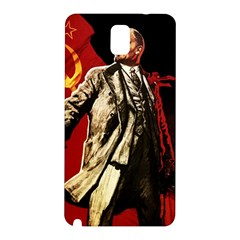 Lenin  Samsung Galaxy Note 3 N9005 Hardshell Back Case