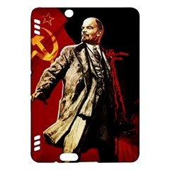 Lenin  Kindle Fire Hdx Hardshell Case