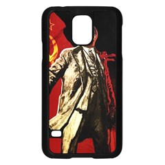 Lenin  Samsung Galaxy S5 Case (black)