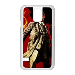 Lenin  Samsung Galaxy S5 Case (white)