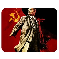 Lenin  Double Sided Flano Blanket (medium)
