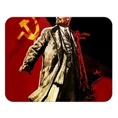 Lenin  Double Sided Flano Blanket (large)
