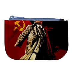 Lenin  Large Coin Purse