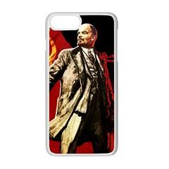 Lenin  Apple Iphone 7 Plus Seamless Case (white)