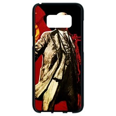 Lenin  Samsung Galaxy S8 Black Seamless Case