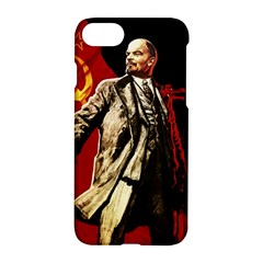 Lenin  Apple Iphone 8 Hardshell Case