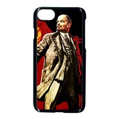 Lenin  Apple Iphone 8 Seamless Case (black)