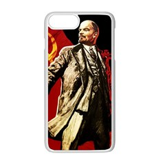 Lenin  Apple Iphone 8 Plus Seamless Case (white)