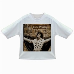 Vintage Elvis Presley Infant/toddler T Shirts