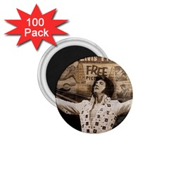 Vintage Elvis Presley 1 75  Magnets (100 Pack)