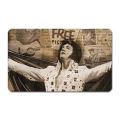 Vintage Elvis Presley Magnet (rectangular)