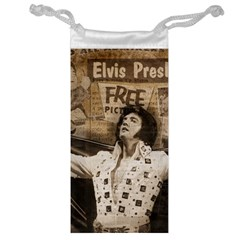 Vintage Elvis Presley Jewelry Bag