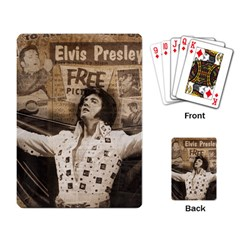 Vintage Elvis Presley Playing Card