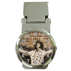 Vintage Elvis Presley Money Clip Watches