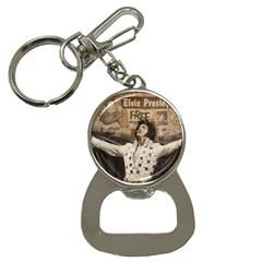 Vintage Elvis Presley Button Necklaces