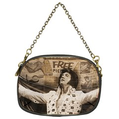 Vintage Elvis Presley Chain Purses (one Side)