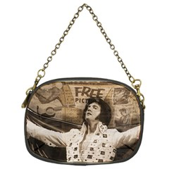 Vintage Elvis Presley Chain Purses (two Sides)