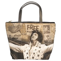 Vintage Elvis Presley Bucket Bags