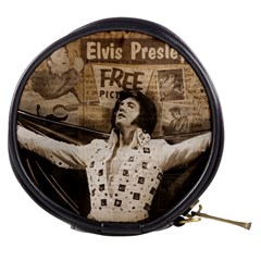 Vintage Elvis Presley Mini Makeup Bags