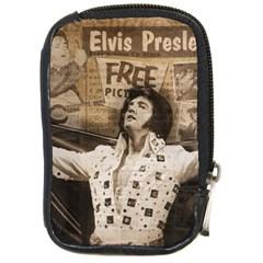 Vintage Elvis Presley Compact Camera Cases