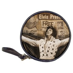 Vintage Elvis Presley Classic 20 Cd Wallets