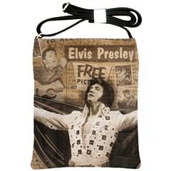 Vintage Elvis Presley Shoulder Sling Bags