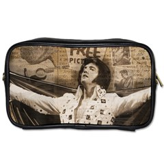 Vintage Elvis Presley Toiletries Bags