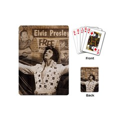 Vintage Elvis Presley Playing Cards (mini)