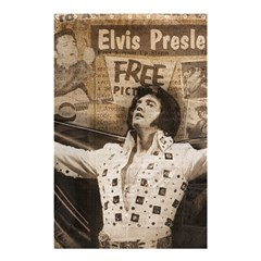 Vintage Elvis Presley Shower Curtain 48  X 72  (small)