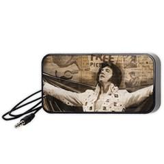 Vintage Elvis Presley Portable Speaker