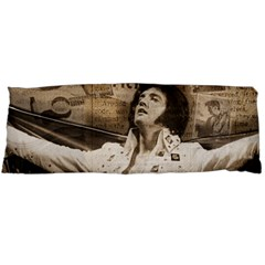 Vintage Elvis Presley Body Pillow Case Dakimakura (two Sides)